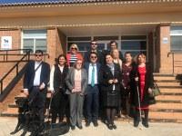 foto de familia de los miembros del Patronato de la FOPG