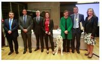 foto familia colegio veterinarios de Asturias