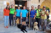 Grupo de usuarios de perros guía Comunidad Valenciana