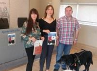 Presentación Día Internacional Perro Guía en Elche