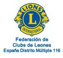 LOGO FEDERACIÓN DE CLUBES DE LEONES DE ESPAÑA
